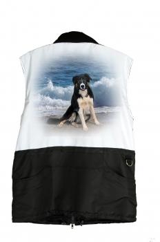 Hundesportweste mit fotodruck   T Shirts & Geschenke selbst gestalten